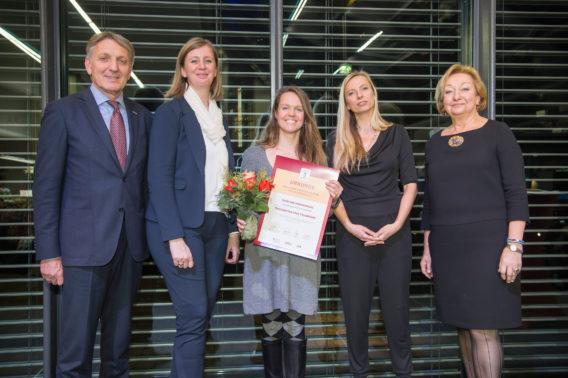 Auszeichnung für Tagesmütter Steiermark bei Taten statt Worte